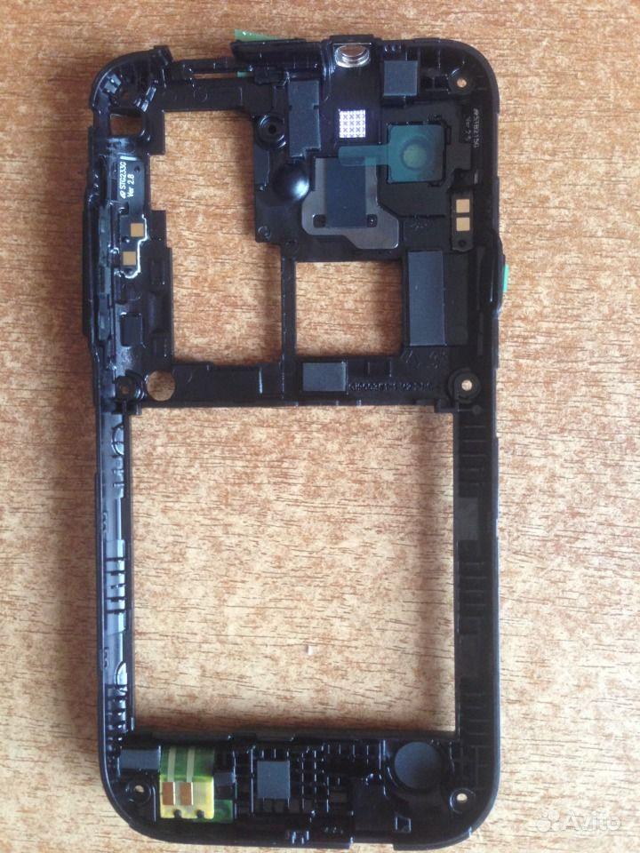 Samsung i9003 galaxy s черная (оригинал) задняя крышка акб