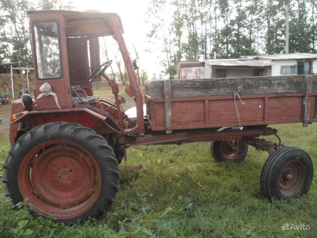 Трактор т-16 мг