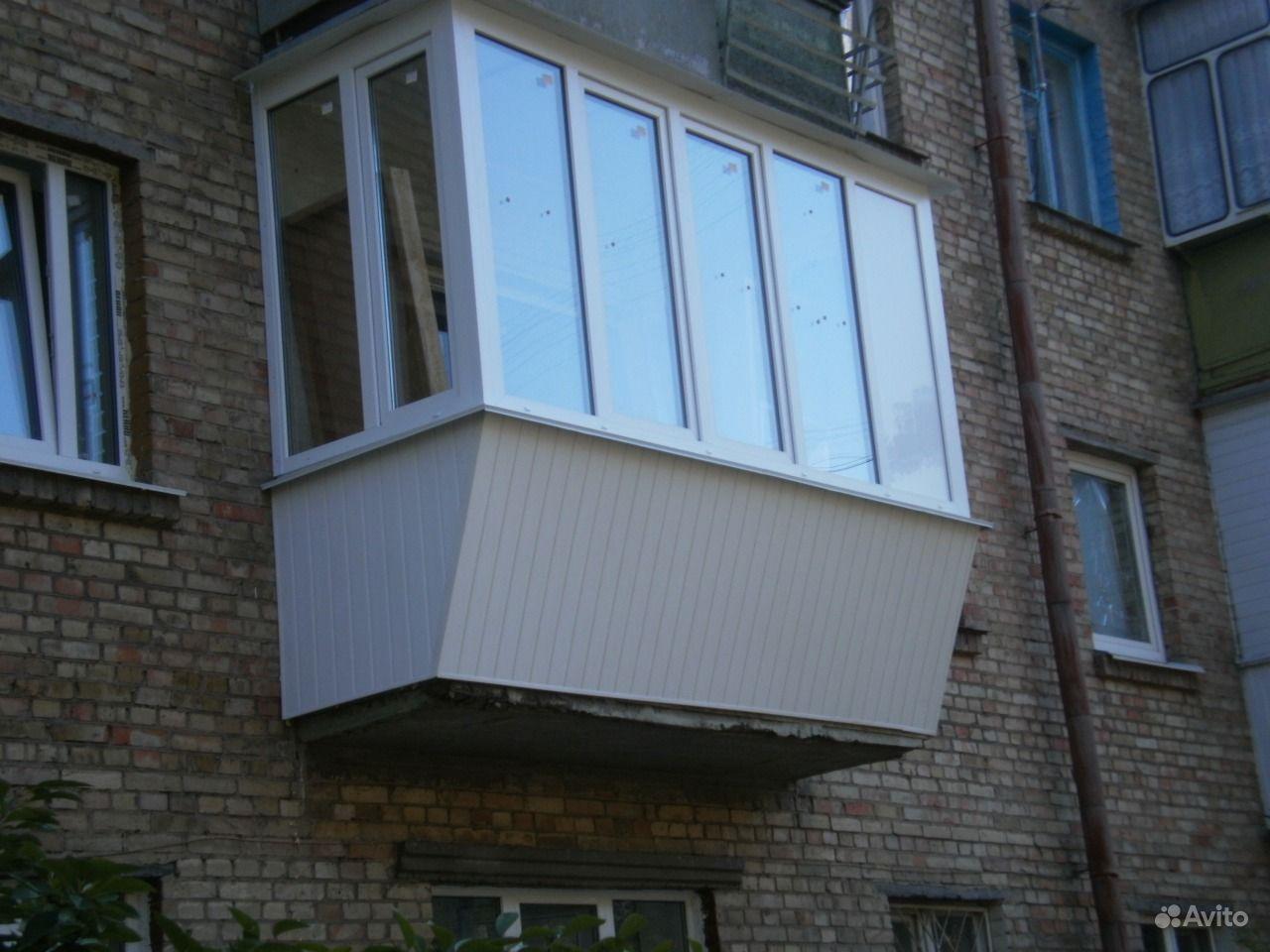 Балкон, лоджия под ключ. качественное остекление, обшивка. в.