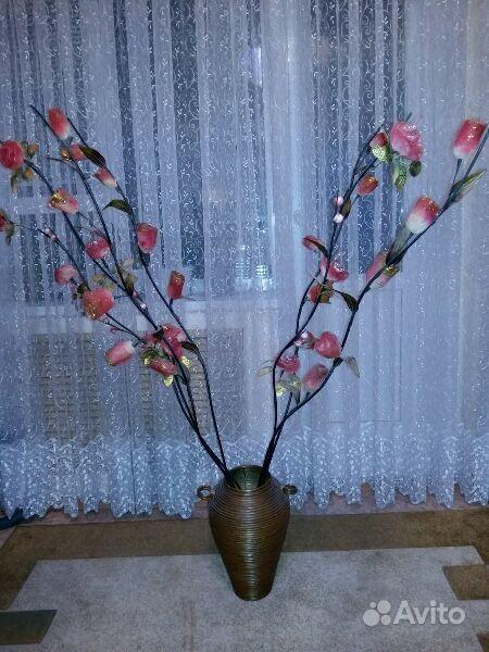 Ваза с цветами. Оренбургская область,  Оренбург