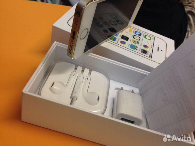 Айфон 5s 32gb gold цена - 5