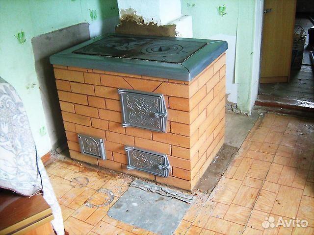 Дача строим печь своими руками 90