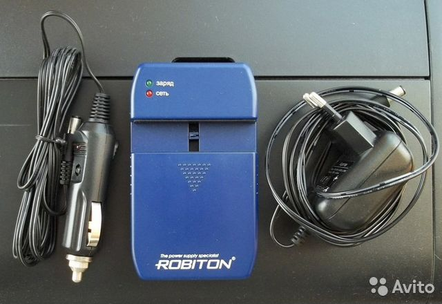 Universal charger robiton 89097656827 buy 1