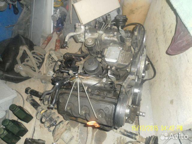 Двигатель на ауди а6 дизель