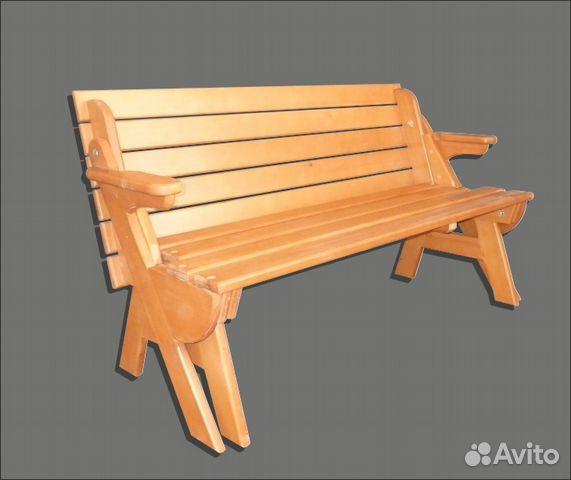 Дачная мебель-трансформер