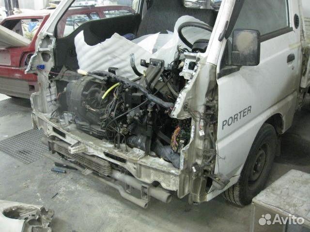 Хендай портер снятие двигателя своими руками 63