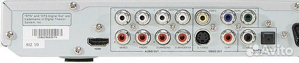 Воспроизведение с USB-накопителей -поддержка видеоформатов MPEG4 -караоке+