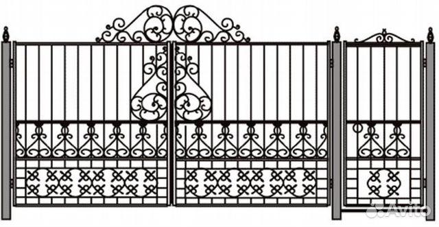 Рисунок на металлическом заборе своими руками