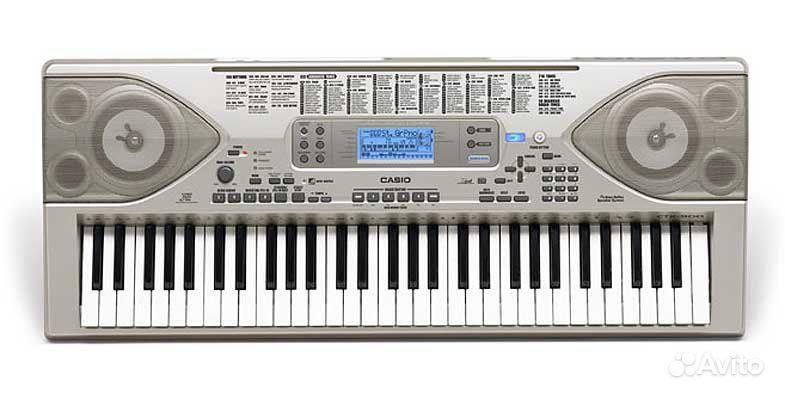 Инструкция Синтезатор Wk 3200 3700