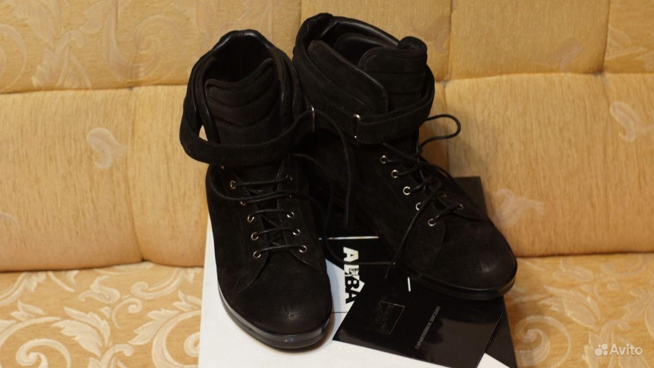 Ботинки alba осень купить в москве на avito