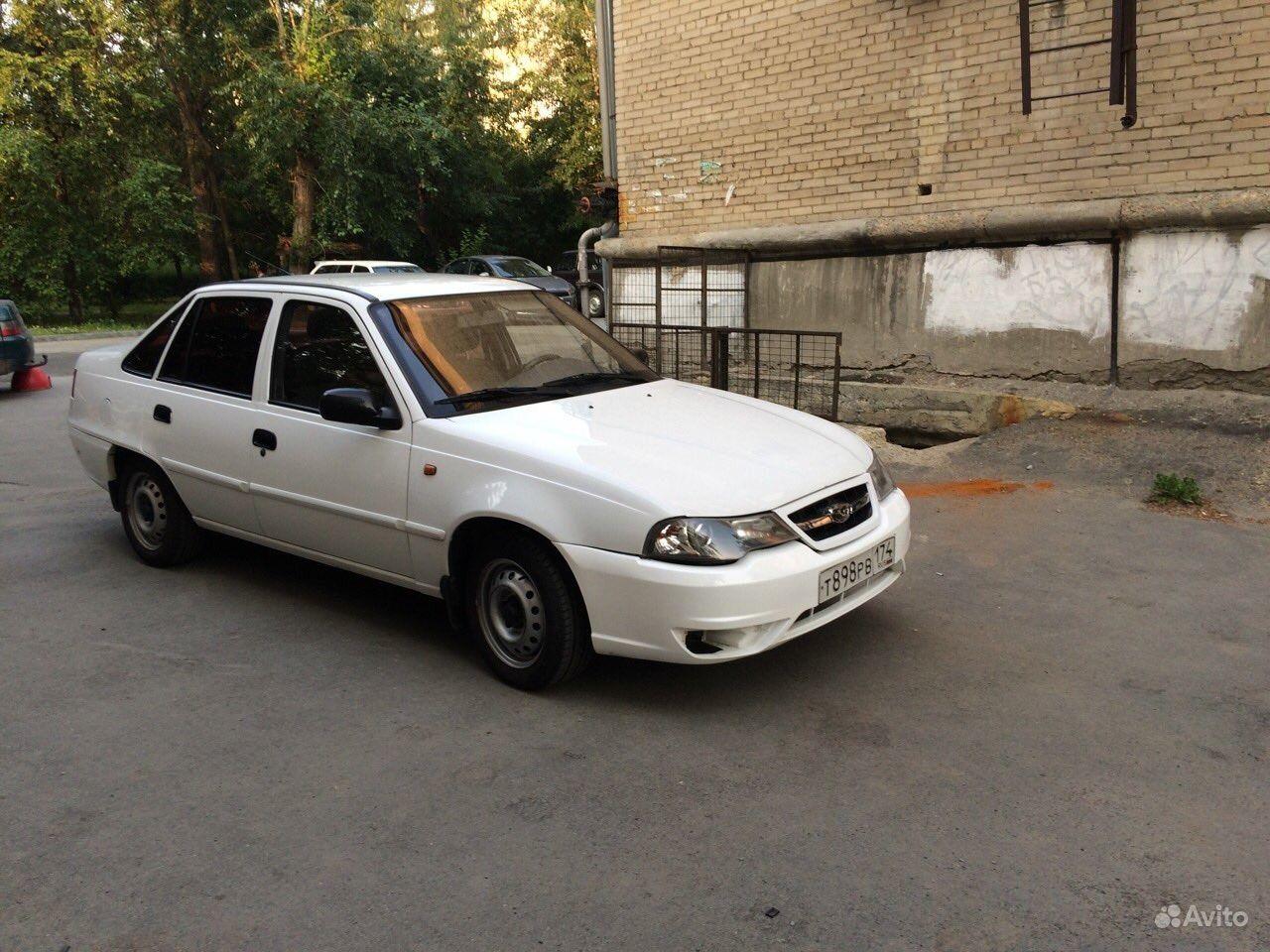 daewoo nexia продажа челябинск азия: