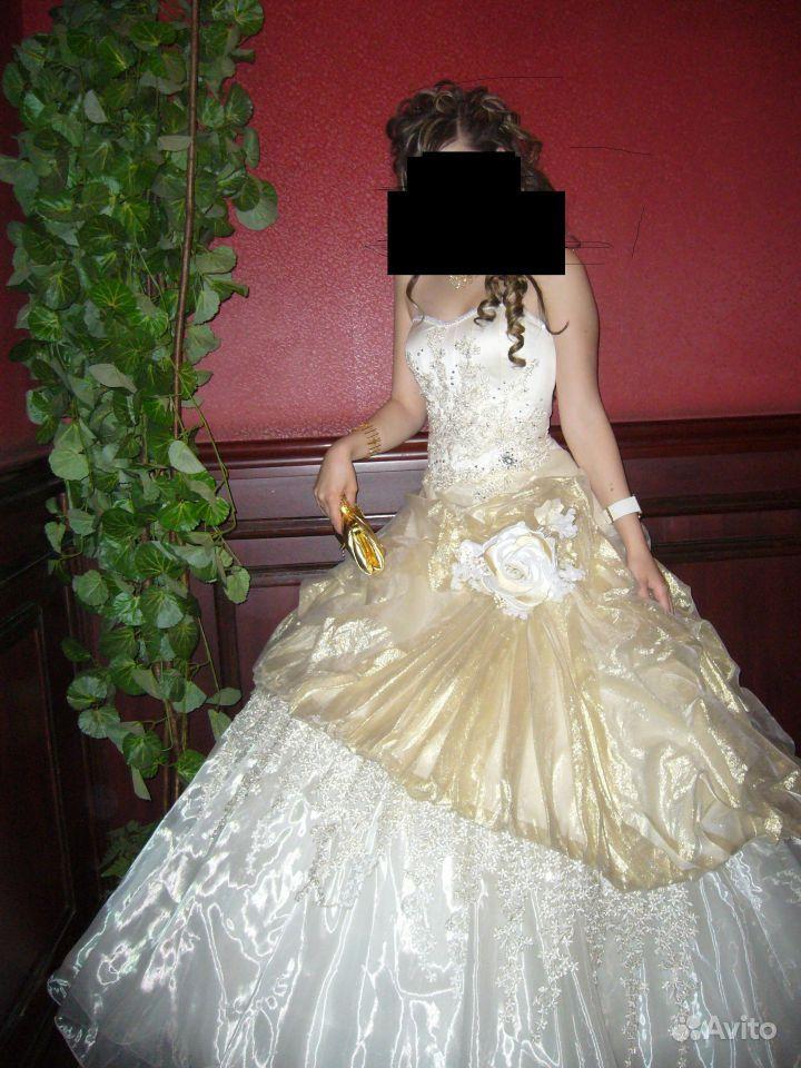Объявление Свадебная платья (с фотографией). Платье на выпускн