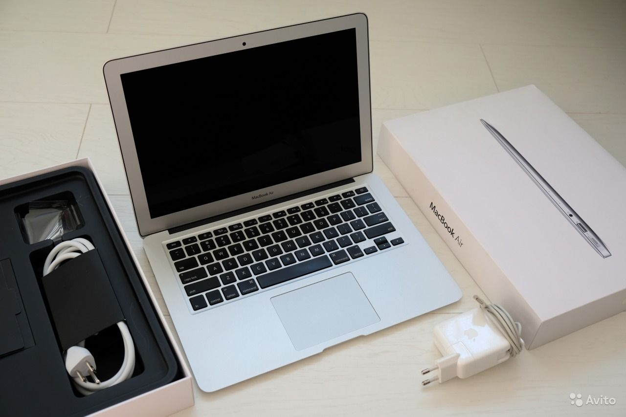 Продаю MacBook Air 13 Core i5 2013