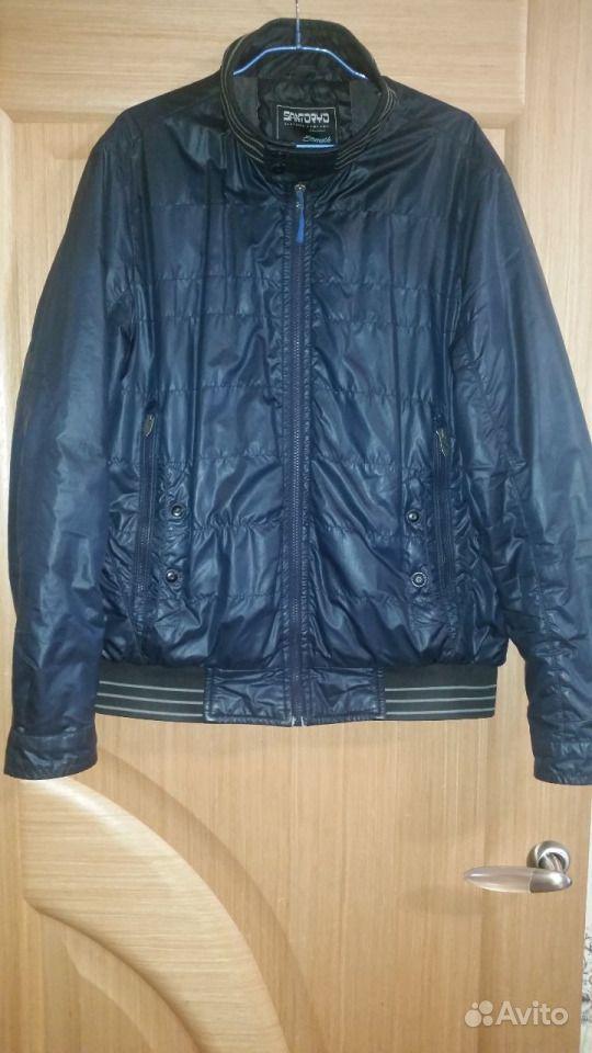 Мужская куртка демисезонная Santoryo  ec36d98251dba