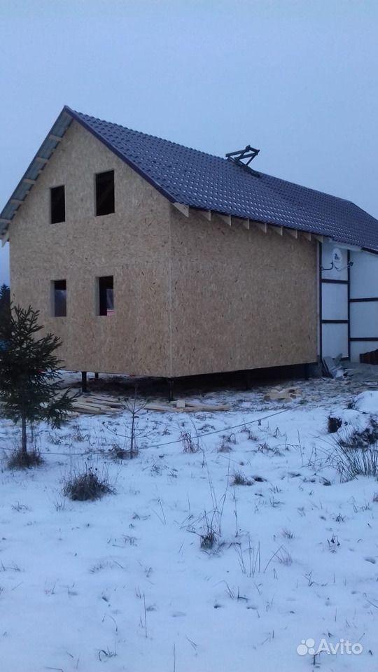 Строительство домов,бань,хоз.блоков,канализация, д купить на Вуёк.ру - фотография № 10