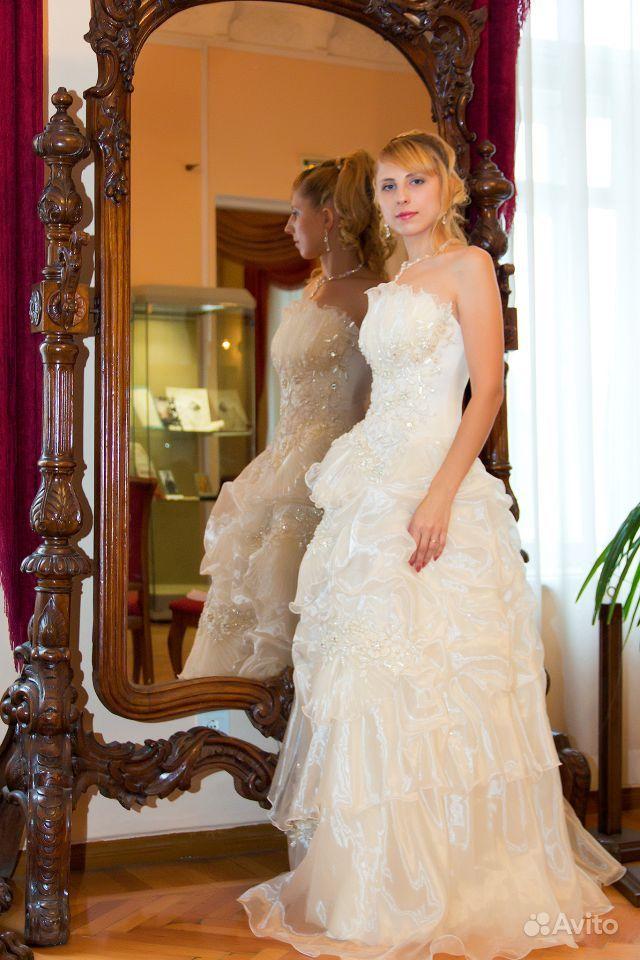 3b17420eb0cddb1 Свадебное или вечернее платье украшение в подарок   Festima.Ru ...