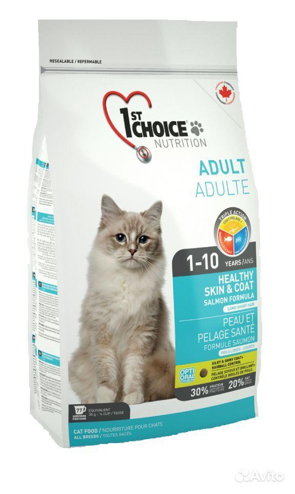 корм 1st choice для котят состав