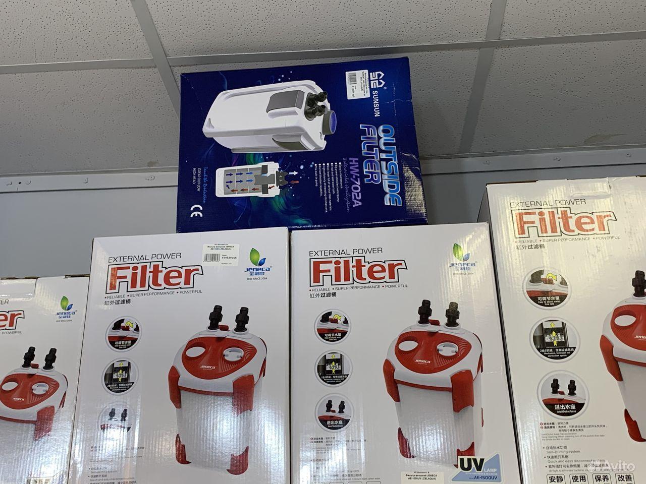 Фильтр внешний sunsun HW-703A до 500 л купить на Зозу.ру - фотография № 9