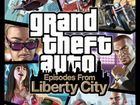 Xbox 360 GTA 4 Episodes from Liberty City б/у