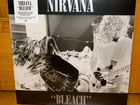 Пластинка (винил) Nirvana - Bleach (USA) 2009 год