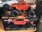 HPI King with Ford F-150 SVT Raptor 4WD RTR