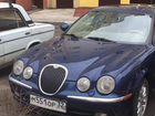 Jaguar S-type, 2002