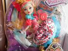 Ever After High Apple White В Страну Чудес