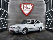 Hyundai Accent 1.5МТ, 2007, 144400км