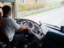 Водитель автобуса категории д