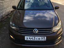 Volkswagen Polo, 2017 г., Москва