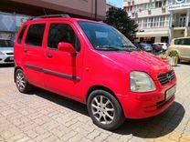 Opel Agila, 2001 г., Краснодар
