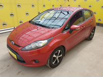 Ford Fiesta, 2010 г., Самара
