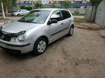 Volkswagen Polo, 2004 г., Краснодар