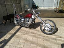 Yamaha Drag Start 400 Custom