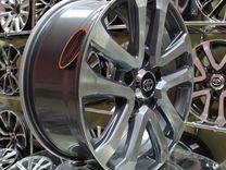 Новые литые диски R20 5*150 на Toyota