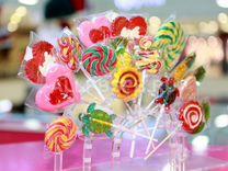 Островок со сладостями в трк
