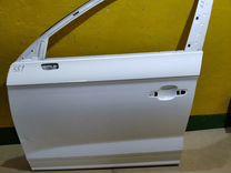 Дверь передняя левая Audi Q5 2 Ауди Ку 5 — Запчасти и аксессуары в Челябинске