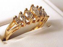 Золотое кольцо 585 с бриллиантами 0.75 карата c5ab23decd305