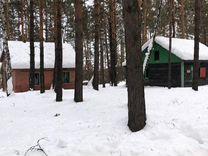 База отдыха в природоохранной зоне