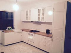 Мягкий кухонный уголок для маленькой кухни