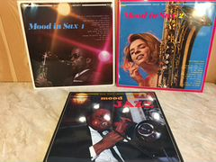 Mood in Sax vol1, vol2. Mood in Jazz