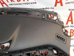Торпедо Nissan x-trail new (мягкая) 2015г