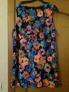 Платье NEW look р.50-52 (UK 18) новое