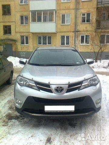 Toyota RAV4, 2013 89173487757 купить 1