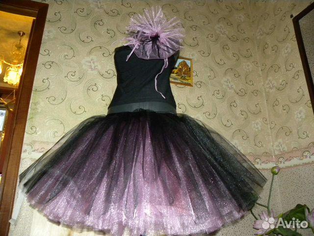 Купить детскую юбку на авито