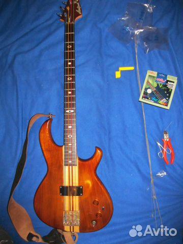 струны для бас гитары купить москва
