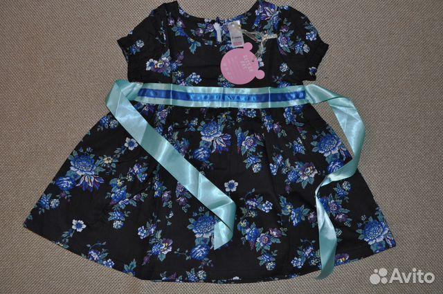Платья для девочек 2 года
