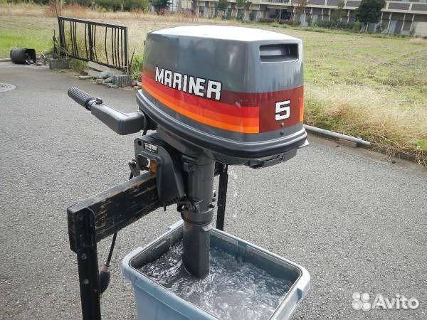 видео мотор 5 лодочный мотор купить