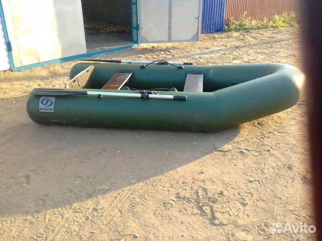 моторные лодки пвх бу в омске