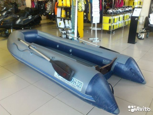 пол для лодок флагман